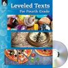 Leveled Texts Book - 1 book, 1 CD