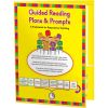 Guided Reading Plans and Prompts: A Framework For Responsive Teaching - 5 menus, 5 templates, 1 folder