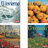 Mi Primer Paso Al Mundo Real: Las estaciones Del Ano (First Step Nonfiction: Seasons) 4-Book Set