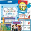 Family Engagement Reading - Read, Write and Play Pack - Kindergarten