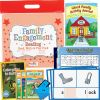 Family Engagement Reading - Read, Write and Play Pack - First Grade