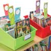 Classroom Library Customizable Book Dividers