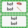 EZread™ Mini Flash Cards: Rhymes - 6 sets of flash cards