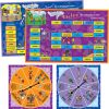 Ciclón de conjugación (Spanish Conjugation Game Boards) - 4 games
