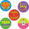 Good Student Reward Stickers - 600 stickers