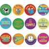 CalcomanÍas de recompensa (Spanish Reward Stickers) - 600 stickers