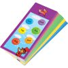 Tap-A-Word™ Phonics Cards: Vowels - 46 cards