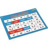 4-In-A-Row: Long Vowel Patterns Game - 7 mats, 420 cards