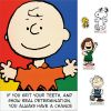 Peanuts® Motivational Phrases Poster Set