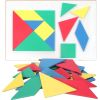 Giant Magnetic Foam Tangrams