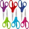 """Fiskars® 7"""" Student Scissors - Assorted Colors 6-Packack"""