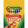 Crayola® 24-Count Crayons - 12 Boxes
