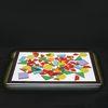 Translucent Geometric Shapes Learning Kit - 408 plastic shapes