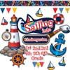 Sailing Into... Grade Classroom Decor Set