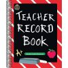 Chalkboard Teacher Record Book