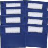 Classic Chair Pockets - 8 Pack - Blue