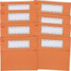 Classic Chair Pockets - 8 Pack - Orange