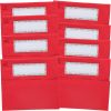 Classic Chair Pockets - 8 Pack - Red