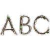 "Rustic Twigs 6"" Designer Letters"