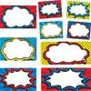 Clingy Thingies® Superhero Dry Erase Labels