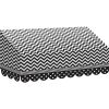 Black-And-White Chevrons And Dots Awning - 1 awning