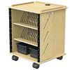 Jonti-Craft® Laptop And Tablet Storage Cart - 1 cart