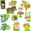 Woodland Friends Reward Stickers