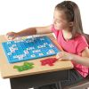 120 Number Board - 1 board, 180 tiles