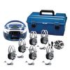 6-Person Val-U-Pak USB, MP3, CD Listening Center