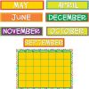 A Sharp Bunch Calendar Bulletin Board Set