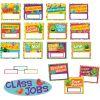 A Sharp Bunch Class Jobs Bulletin Board Kit