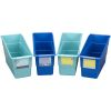 Blue Harmony Durable Book And Binder Holders