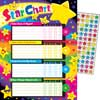 Emoji Stars Success Charts - 25 charts, 100 stickers
