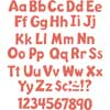 "Coral Sparkle 4"" Playful Ready Letters®"
