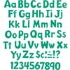 "Teal Sparkle 4"" Playful Ready Letters®"