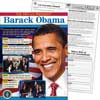 President Barack Obama Learning Chart