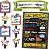 Super Power Classroom Management Bulletin Board Set