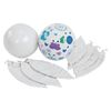 Colorations® Decorate Your Own Beach Balls - 12 beach balls