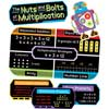 Nuts And Bolts Of Multiplication Mini Bulletin Board Set
