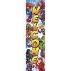 Marvel™ Superhero Adventure Vertical Welcome Banner