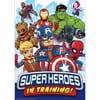 "Marvel™ Superhero Adventure Superheroes In Training 13"" X 19"" Poster"