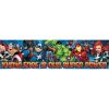 Marvel™ Knowledge Is Our Super Power Horizontal Banner