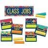 Plaid Attitude Class Jobs Mini Bulletin Board Set