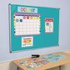 Hello Sunshine Calendar Bulletin Board Set