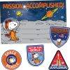 Peanuts In Space Incentive Kit - 36 certificates, 40 stickers