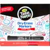 Take Note! Chisel-Tip Dry Erase Markers – Set Of 80