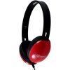 HamiltonBuhl Primo Stereo Headphones Red - 1 pair of headphones