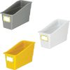 Lemon Zest Durable Book And Binder Holders