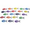 Rainbow Gel Number Fish