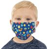 Cotton Face Covering with Ear Loops - Youth - 20 Pack